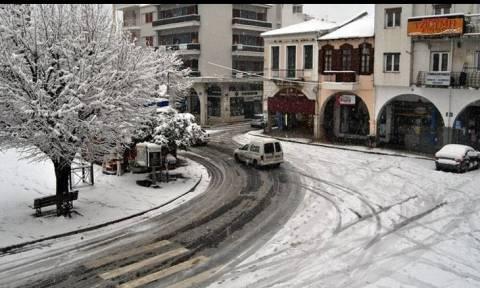Στα «λευκά» αρκετές περιοχές της Β. Ελλάδας
