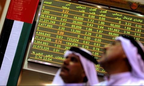 «Βουτιά» στα χρηματιστήρια του Ντουμπάι και του Κατάρ