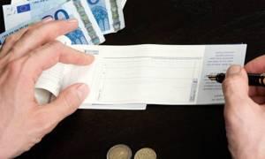 Στα 275,8 εκατ. ευρώ ανήλθαν το 2015 οι ακάλυπτες επιταγές και οι απλήρωτες συναλλαγματικές