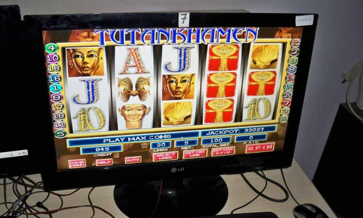Πάτρα: Σε παράνομο καζίνο είχαν μετατρέψει Ίντερνετ καφέ