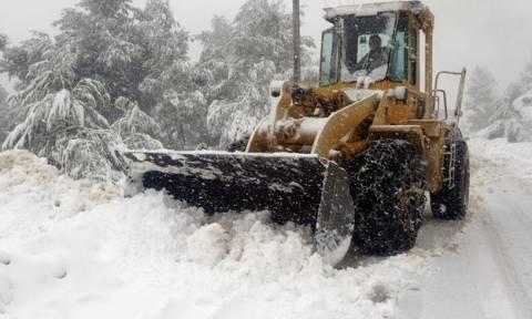 Κακοκαιρία: Ο Big One σαρώνει τη χώρα με χιόνια, πλημμύρες και ένα νεκρό!