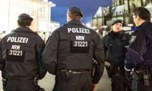 Μεγάλη αστυνομική επιχείρηση στο Ντίσελντορφ