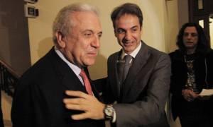 Νέα Δημοκρατία: Τι συζήτησαν Μητσοτάκης - Αβραμόπουλος