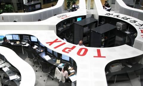 Με μεγάλη πτώση άνοιξε το χρηματιστήριο της Ιαπωνίας