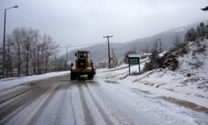 Κακοκαιρία: Ο Big One σαρώνει τη χώρα – Χιόνια και στο κέντρο της Αθήνας