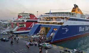 Κακοκαιρία: Ποια δρομολόγια πλοίων δεν εκτελούνται