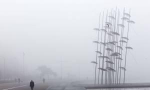 Κακοκαιρία: Σε ποιους δρόμους της Θεσσαλονίκης σημειώνονται προβλήματα λόγω χιονιού