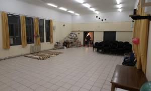 Κακοκαιρία: Δύο θερμαινόμενες αίθουσες ανοίγει ο Δήμος Αθηναίων