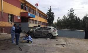 Έκρηξη σε σχολείο στην Τουρκία (Pics)