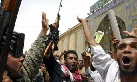 Απαγωγή 3 Αμερικανών από Τζιχαντιστές στη Βαγδάτη