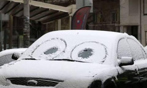 Καιρός: Ξεκίνησε ο χιονιάς - Σε αυτές τις πόλεις «θα το στρώσει»