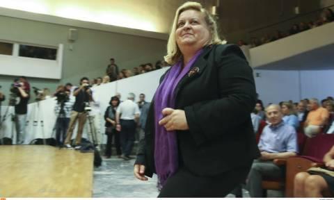 Αμφίπολη: Η Κατερίνα Περιστέρη αρνείται να εγκαταλείψει τον τύμβο Καστά!