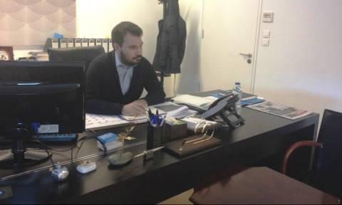 Ανδρέας Παπαμιμίκος αποκλειστικά στο Newsbomb.gr: Ξέρω πότε κλείνει ο κύκλος μου