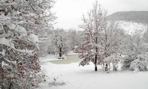 Κακοκαιρία: Σε λευκό κλοιό η Ελλάδα – Χιόνια και στην Αττική
