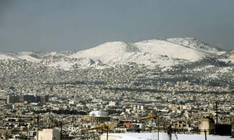 Καιρός: Πλησιάζει την Αττική η κακοκαιρία – Πού και πότε θα χιονίσει