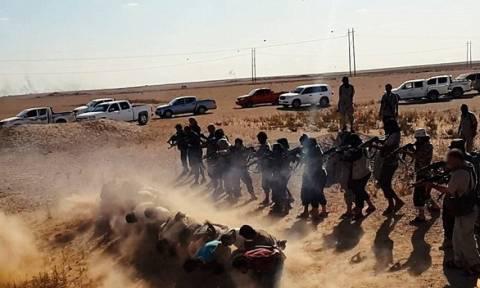 Φρικιαστικό: Οι τζιχαντιστές περιφέρουν κομμένα κεφάλια στη Λιβύη – Συνεχίζουν τις σφαγές στη Συρία
