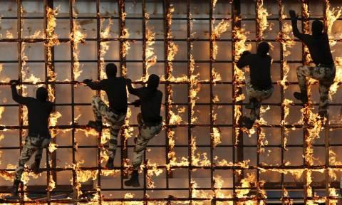 Τα πιο σκληρά στρατιωτικά «καψόνια» στον κόσμο – Εκπαίδευση στα όρια (pics)