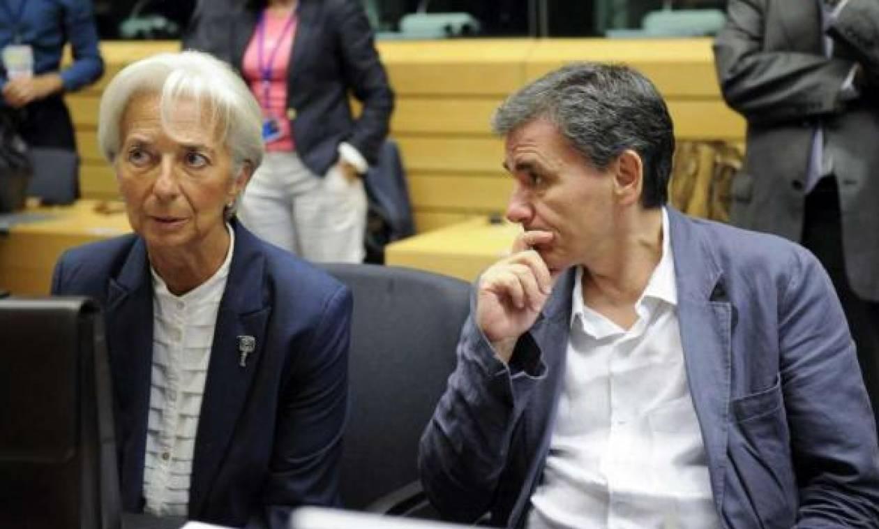 Ασφαλιστικό: Τι απάντησε το ΔΝΤ στον Τσακαλώτο