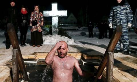 В крещенских мероприятиях по всей России приняли участие 2 млн человек