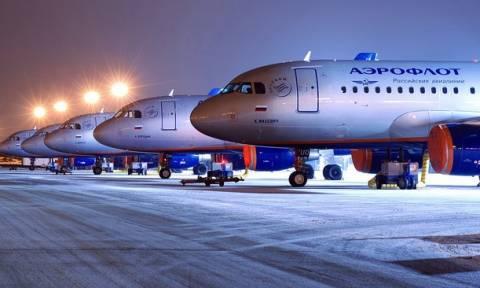 """Более 30 рейсов """"Аэрофлота"""" из Шереметьево отменено из-за непогоды"""