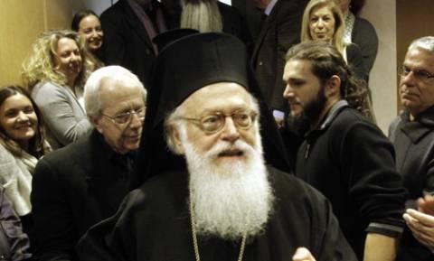 Παρουσίαση βιβλίου του Αρχιεπίσκοπου Αλβανίας κ. Αναστασίου