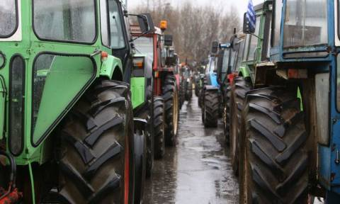 Protesting farmers to block Greece's main national thoroughfare