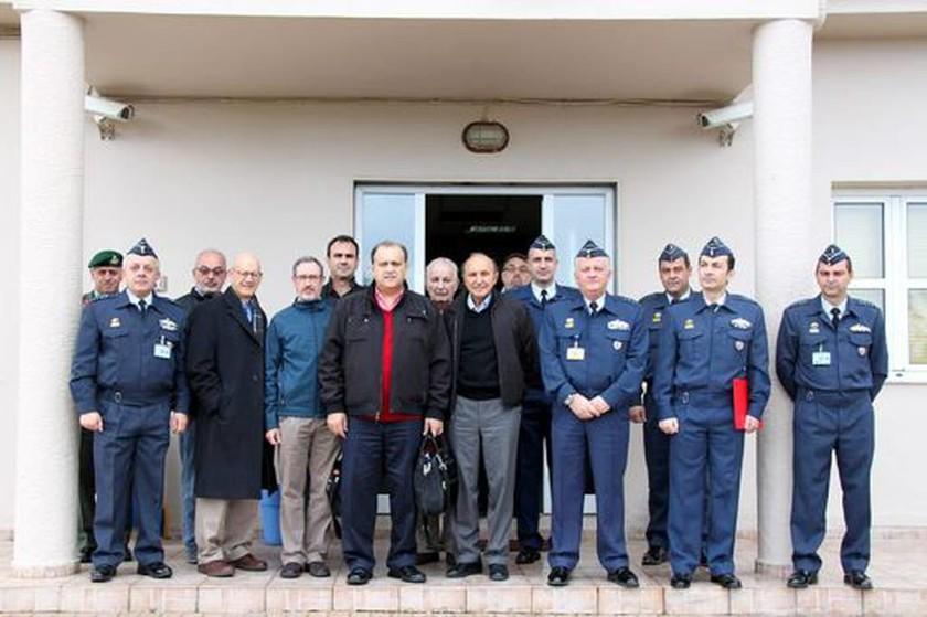 Επίσκεψη Αντιπροσωπειών AHI, AHEPA  στην 115ΠΜ (pics)
