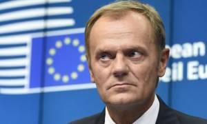 Δραματική έκκληση Τουσκ: Δύο μήνες να σώσουμε τη Σένγκεν – Τάξη στα σύνορα της Ελλάδας ζητά το ΕΚ