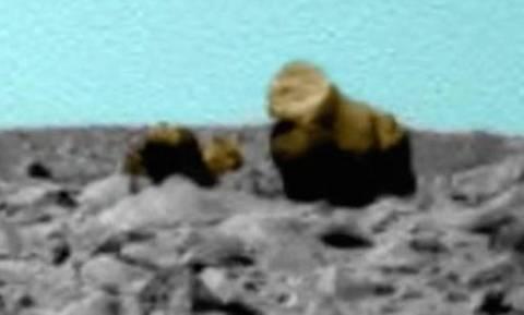 Είναι αυτός ένας… γορίλας στον Άρη; Νέες φωτογραφίες διχάζουν συνωμοσιολόγους και επιστήμονες (vid)