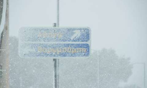 Καιρός: Έκτακτο δελτίο επιδείνωσης – Επιμένει ο χιονιάς και την Τετάρτη