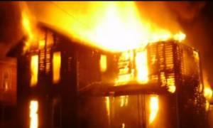 Τραγωδία στην Κρήτη: Πήγε να σβήσει τη φωτιά και κάηκε ζωντανός!