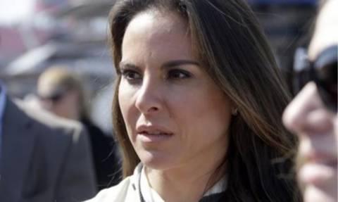 Υπόθεση «Ελ Τσάπο»: Ερευνούν την Κέιτ ντελ Καστίγιο για ξέπλυμα βρώμικου χρήματος