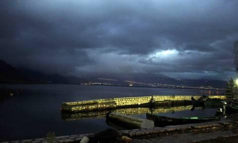 Μαγικές εικόνες: Το νησί στη λίμνη Παμβώτιδα