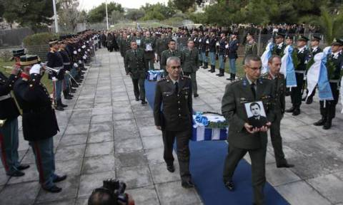 Greece receives remains of Greek soldiers who died in Cyprus invasion