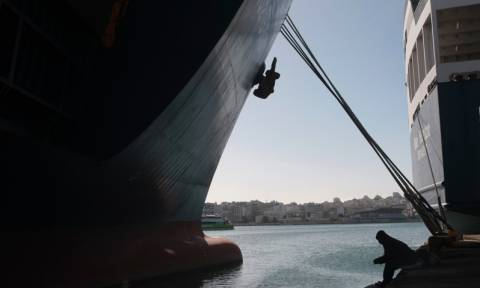 Seamen's strike on Wednesday and Thursday (20-21/01); ships docked at ports
