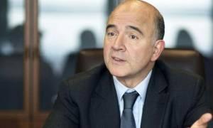 Μοσκοβισί: : Η Ελλάδα χρειάζεται γενναία μεταρρύθμιση του συνταξιοδοτικού