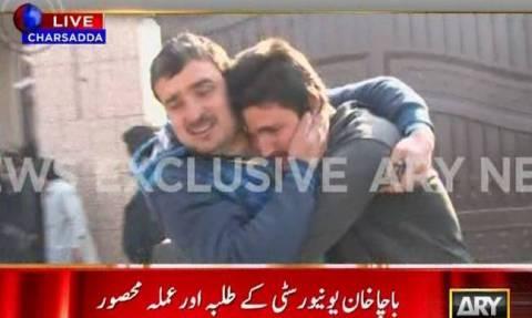 Pakistan Taliban kill at least 19 as they storm university
