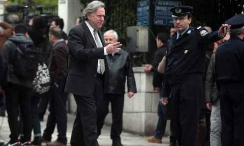 Labour Min Katrougalos meets farmers; no agreement reached
