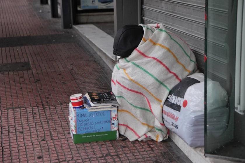 Η εικόνα στο κέντρο της Αθήνας που «πάγωσε» τους πάντες