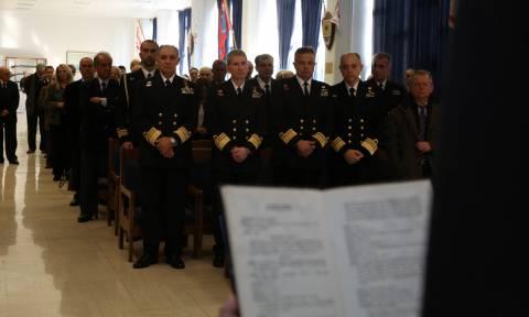 Κοπή Πρωτοχρονιάτικης Πίτας του Συνδέσμου Αποφοίτων Σχολής Ναυτικών Δοκίμων (pics)