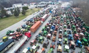 Μπλόκα αγροτών: Ποιοί δρόμοι είναι κλειστοί στη Μακεδονία