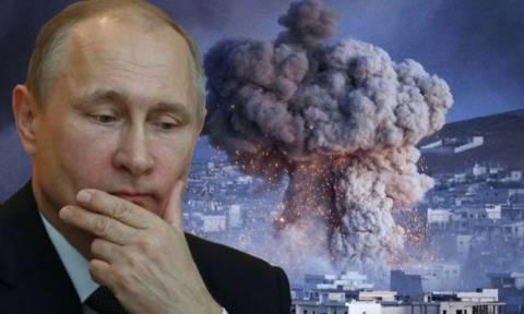 Συρία: 3.000 νεκροί, μεταξύ των οποίων 1.000 άμαχοι, σε 4 μήνες ρώσικων βομβαρδισμών