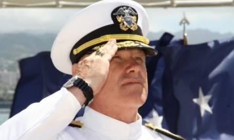 Απέλυσαν... ναύαρχο των ΗΠΑ γιατί αποκάλυψε την παράνομη βίλα του Ομπάμα στη Σαουδική Αραβία