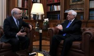 Παυλόπουλος για Κυπριακό: Αποκλείονται συνομοσπονδιακές λύσεις