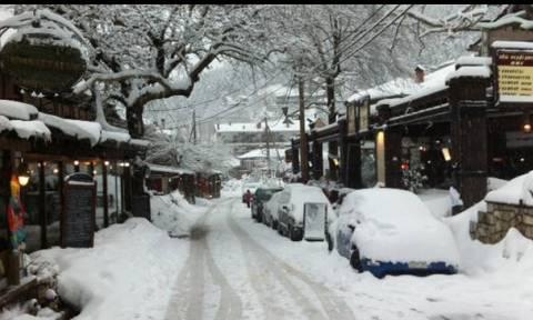 Καιρός: Έρχεται νέος χιονιάς με πολικές θερμοκρασίες