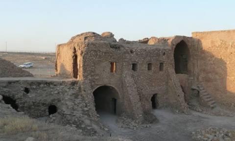 Νέα βαρβαρότητα από τους τζιχαντιστές: Κατέστρεψαν το αρχαιότερο χριστιανικό μοναστήρι (pics)