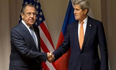 Κέρι – Λαβρόφ:: Οι συνομιλίες για τη Συρία θα ξεκινήσουν στις 25 Ιανουαρίου
