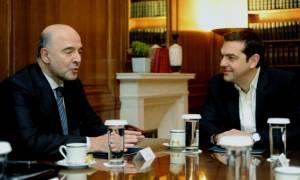 Νταβός: Μοσκοβισί - Να διατηρηθεί η δυναμική των μεταρρυθμίσεων