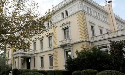 Διαπιστευτήρια πρέσβεων στο Προεδρικό Μέγαρο