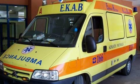 Τραγωδία στην άσφαλτο – Δύο νεκροί και ένας τραυματίας σε τροχαίο με φορτηγό στη Θεσσαλονίκη